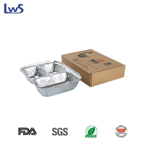 3C220 SET Take out aluminum foil container