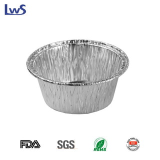 Disposable Aluminum Cup LWS-R90