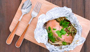 Why more and more people choose aluminum foil containers?