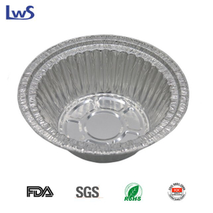 Take-out Aluminium Foil Food Container LWS-R185