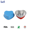 LWS-HC86 Color smoothwall aluminum foil container