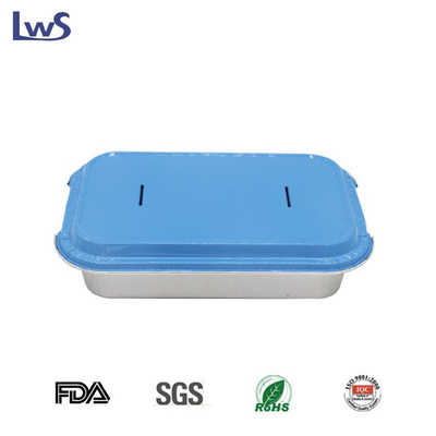 Airline foil container LWS-A160