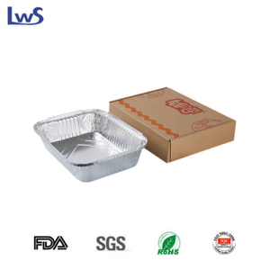 RE255 SET Take out aluminum foil container