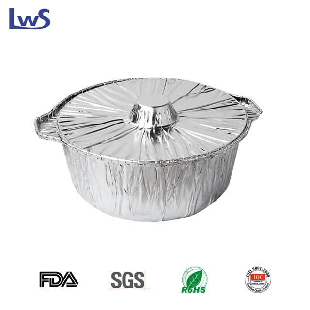Food Tray with Cover LWS-POT250