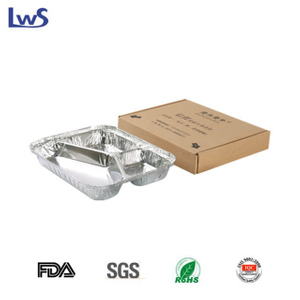 3C230 SET Take out aluminum foil container