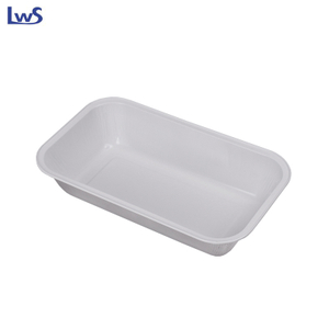 A170 aluminum foil smooth wall casserole foil pan